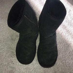 UGG Classic Short II Boots BLACK